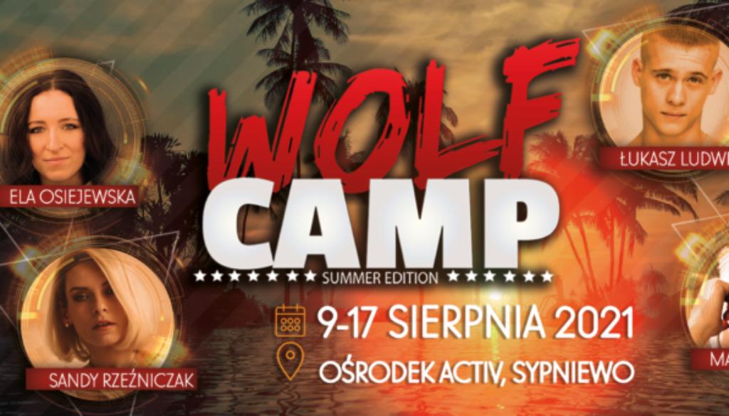 Wolf Camp Summer Edition - baner